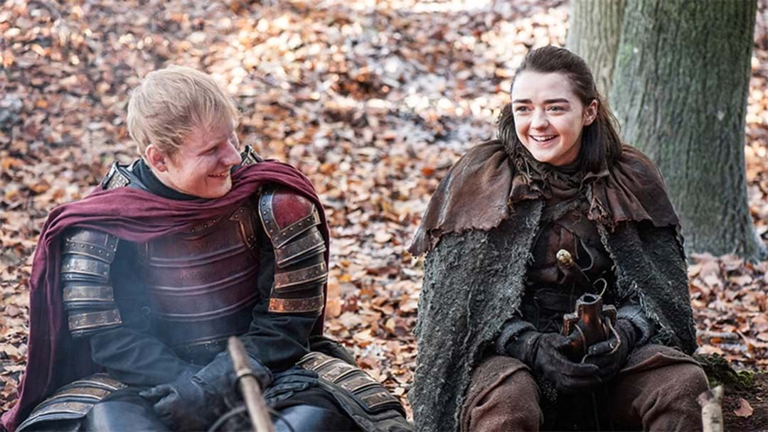 Article heading image for Ed Sheeran Thinks THIS Moment Explained The Fate Of His GOT Character