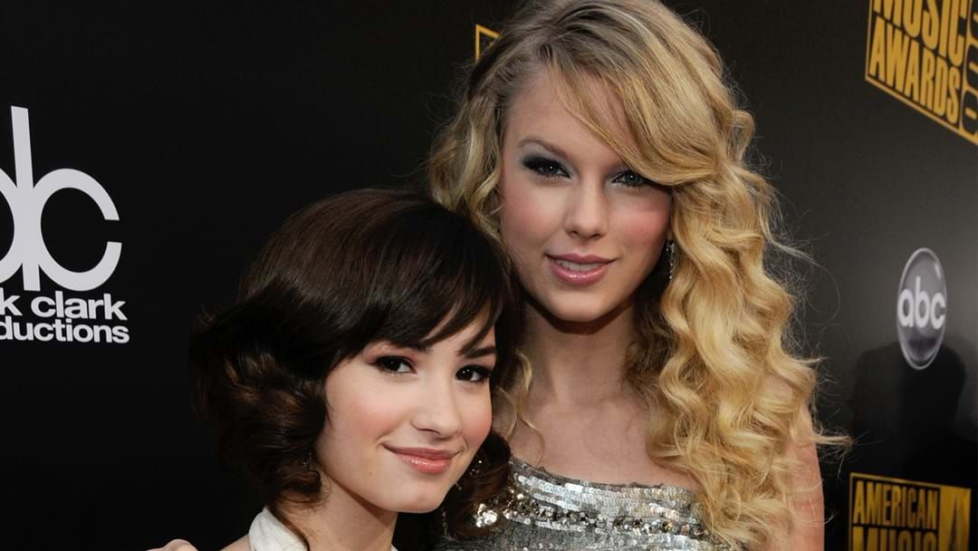 Taylor Swift And Demi Lovato S Feud Is Over With This One Insta Story Hit Network