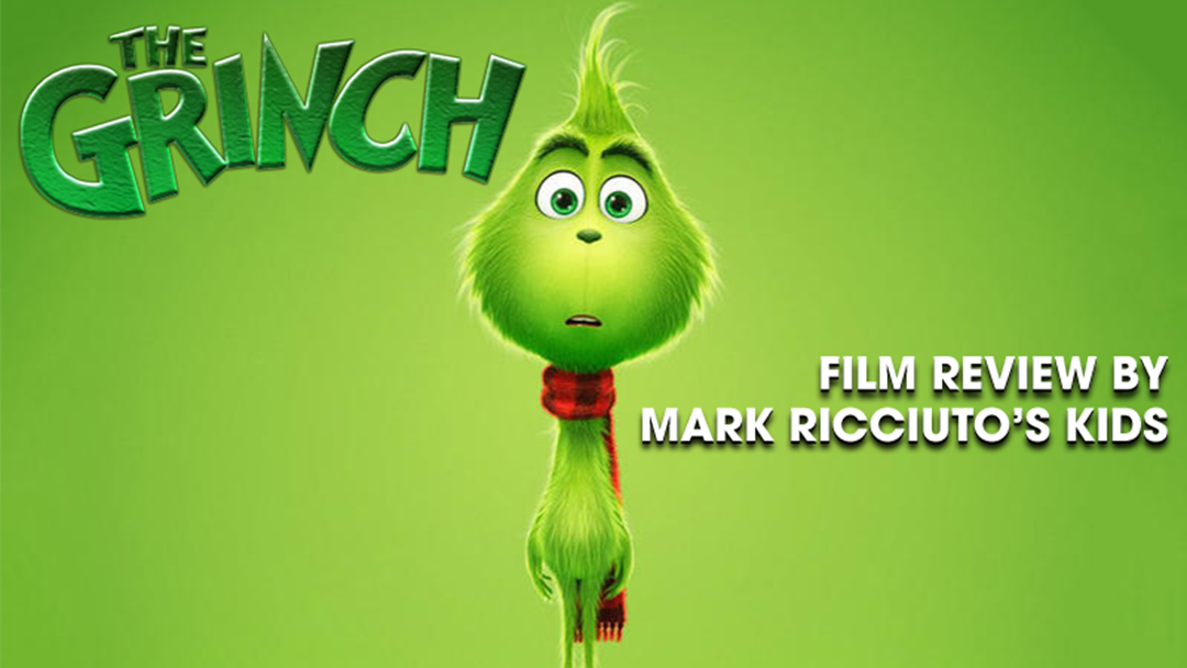 Article heading image for We Got Roo's Kids To Review The New 'Grinch' Film And It Was Bloody Hilarious