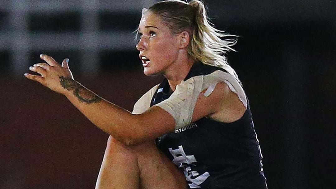 Article heading image for Harris Handed One-Game AFLW Ban