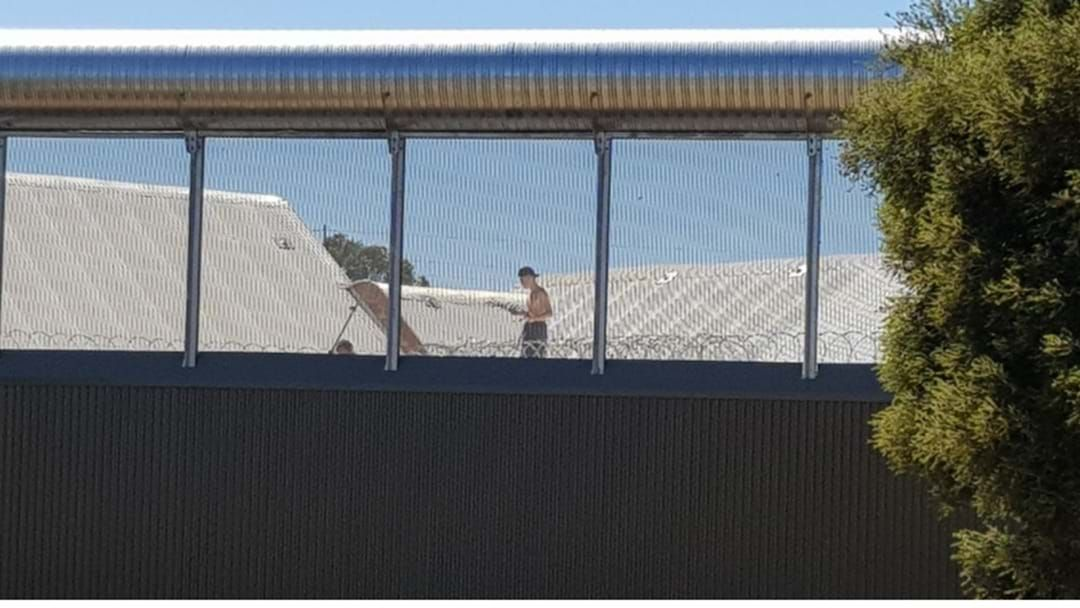 Article heading image for Two High-Risk Offenders Stage Standoff At Riverina Juvenile Justice Centre