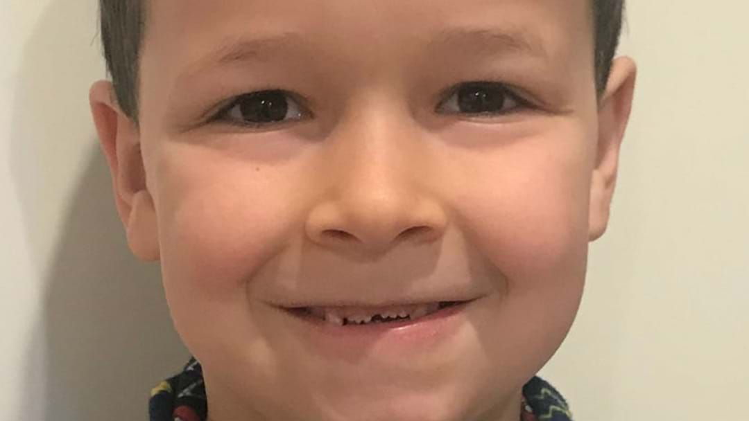Article heading image for POLICE PUT OUT AMBER ALERT FOR MISSING BOY