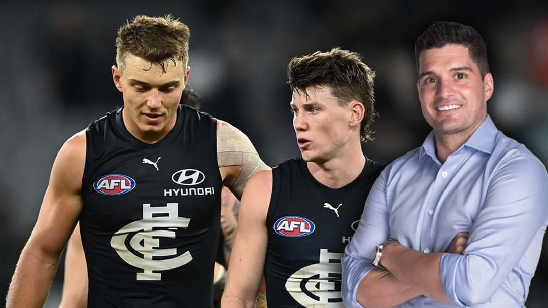 Article heading image for Joey and Jay On Carlton's Best Player