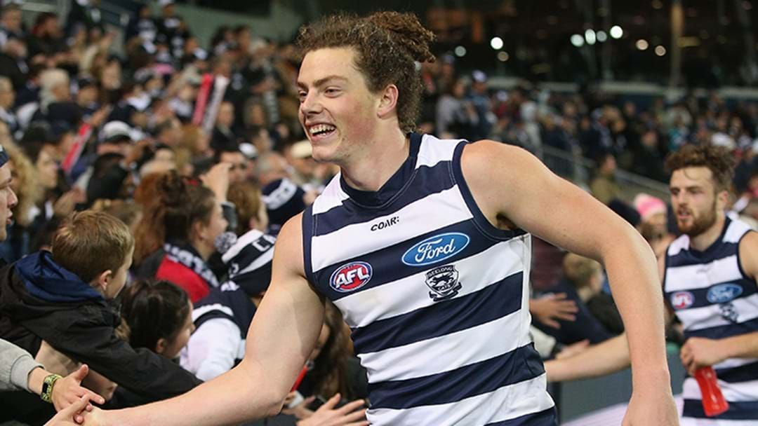 Article heading image for Geelong Has Delisted Wylie Buzza