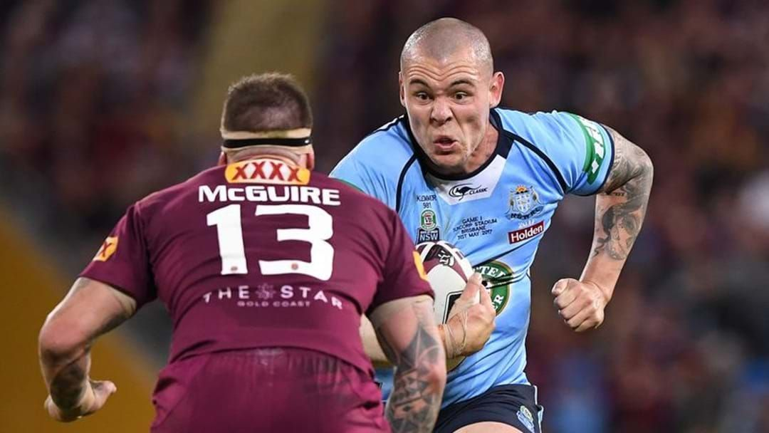 Article heading image for Forget The Backline Battle, The Forwards Will Decide Who Wins Origin
