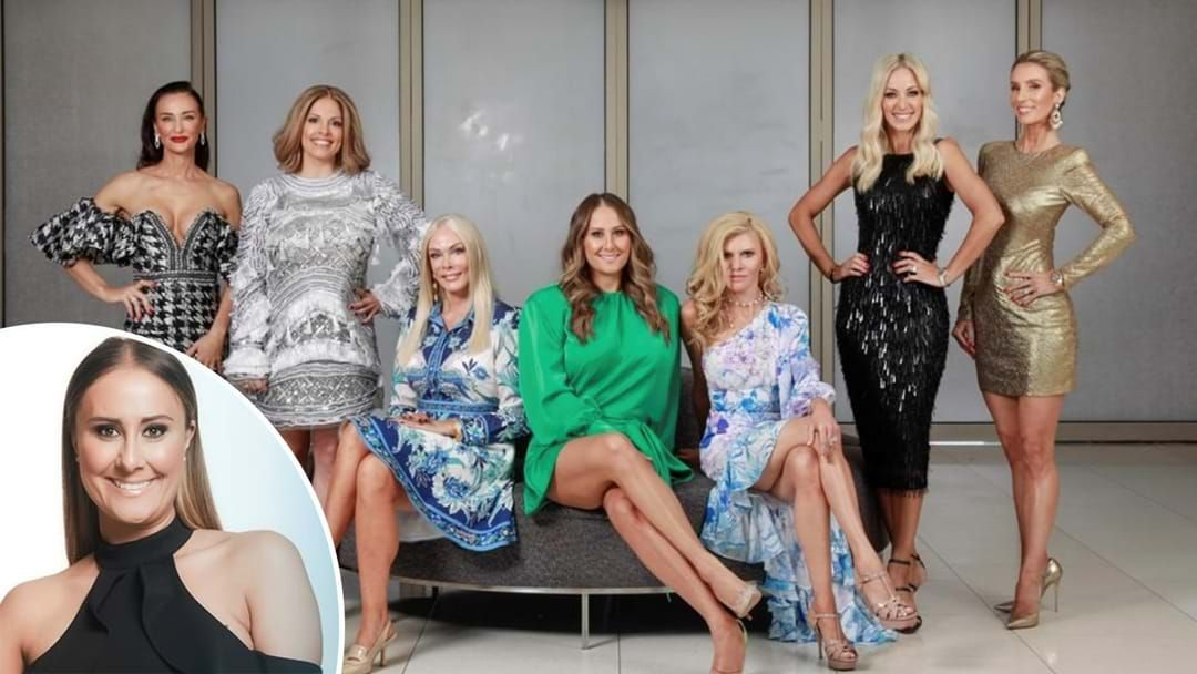 Article heading image for Jackie Gillies' Emotional Message For Her Fans As She Announces Real Housewives Return