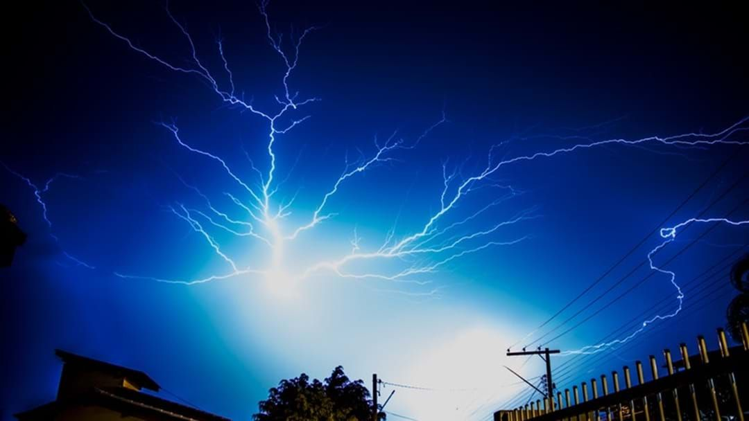 Article heading image for Luke Bradnam's tips on staying safe leading up to and during a thunderstorm