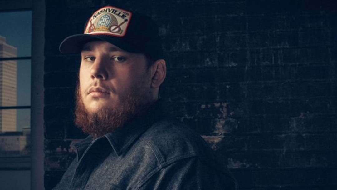 "Article heading image for Luke Combs Extends ""Beer Never Broke My Heart Tour"" Across the US"