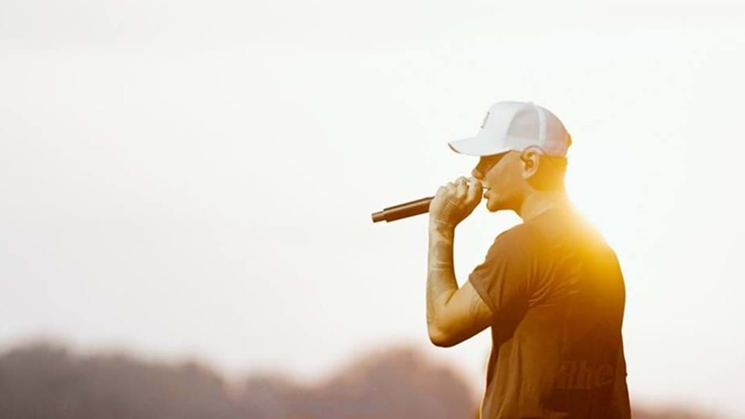 Article heading image for Kane Brown Sets New Record with His Houston Rodeo Debut