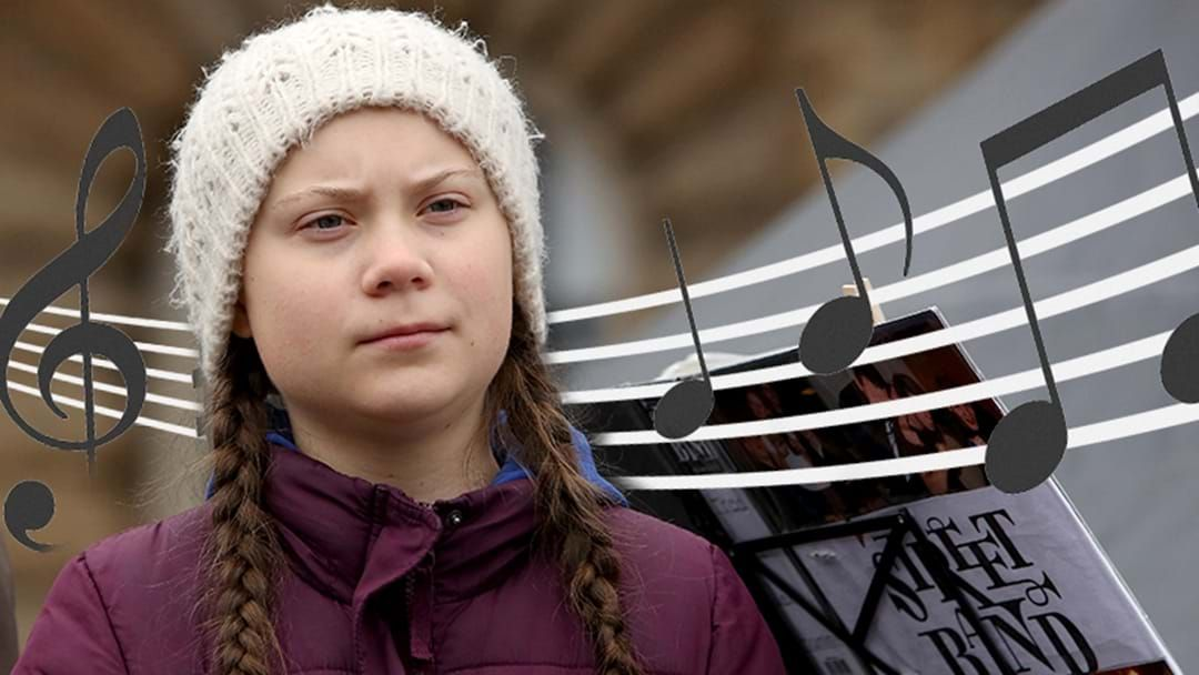 Article heading image for 'Greta Thunberg' Calls Up Kennedy Molloy Again To Launch Her Own Singing Career!