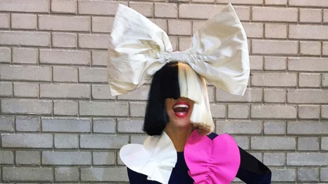 Article heading image for Sia Just Revealed She Adopted Two Teenage Boys Last Year