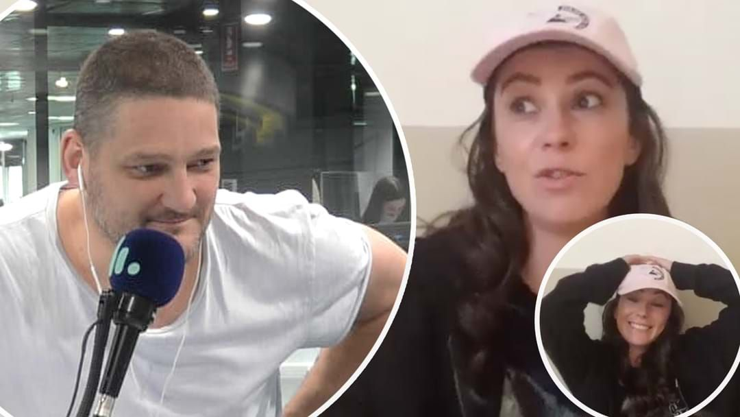 Article heading image for Fev Asks Amy Shark To Explain Why She Unfollowed Him On Social Media!