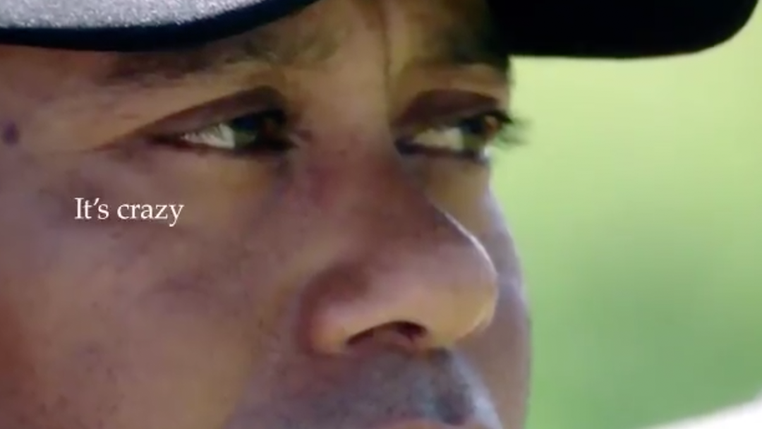 Article heading image for Nike Release Incredible Commercial Following Tiger Woods' Masters Win