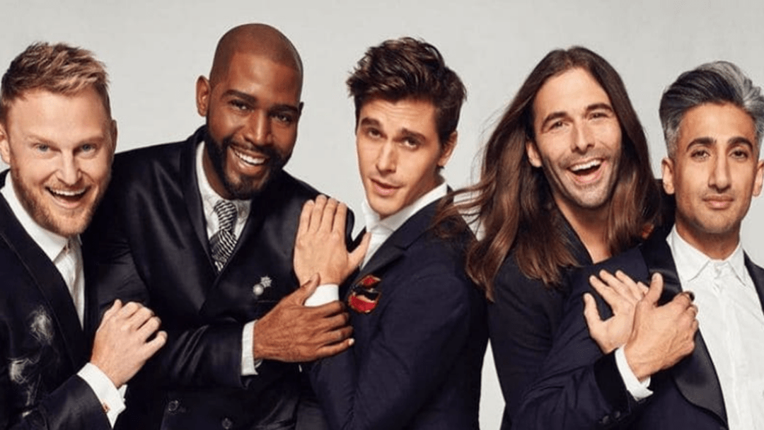 Article heading image for HENNIES: Here's When Queer Eye S3 Will Be Live In Your City Tonight!