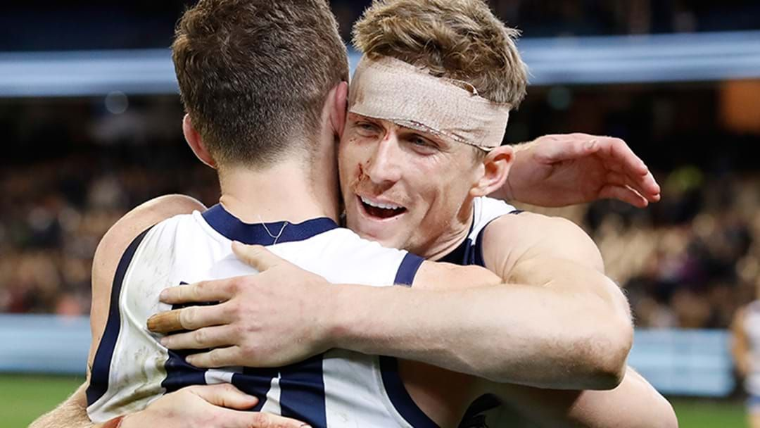 Article heading image for Scott Selwood Delisted By Geelong