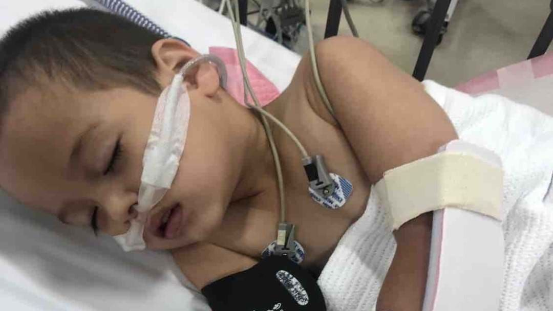 Article heading image for Community Rallying Around Townsville Boy Unable To Walk After Contracting Influenza A