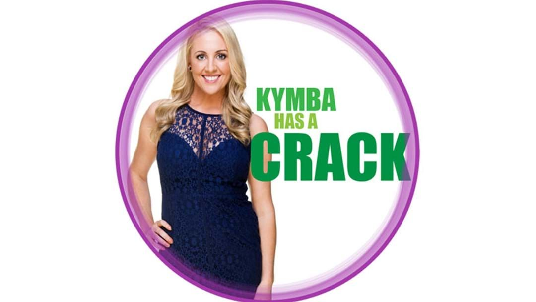 Article heading image for Kymba Has A Crack At The Shakti Mat