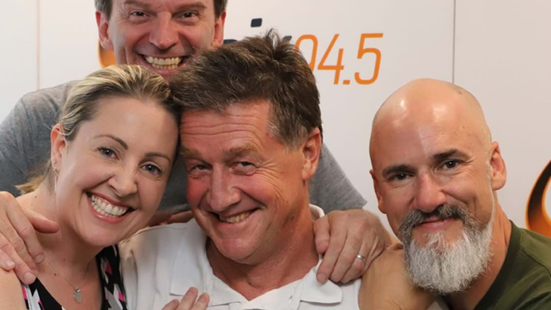 Article heading image for Captain Paul's Emotional, Shock Retirement Announcement On Live Radio