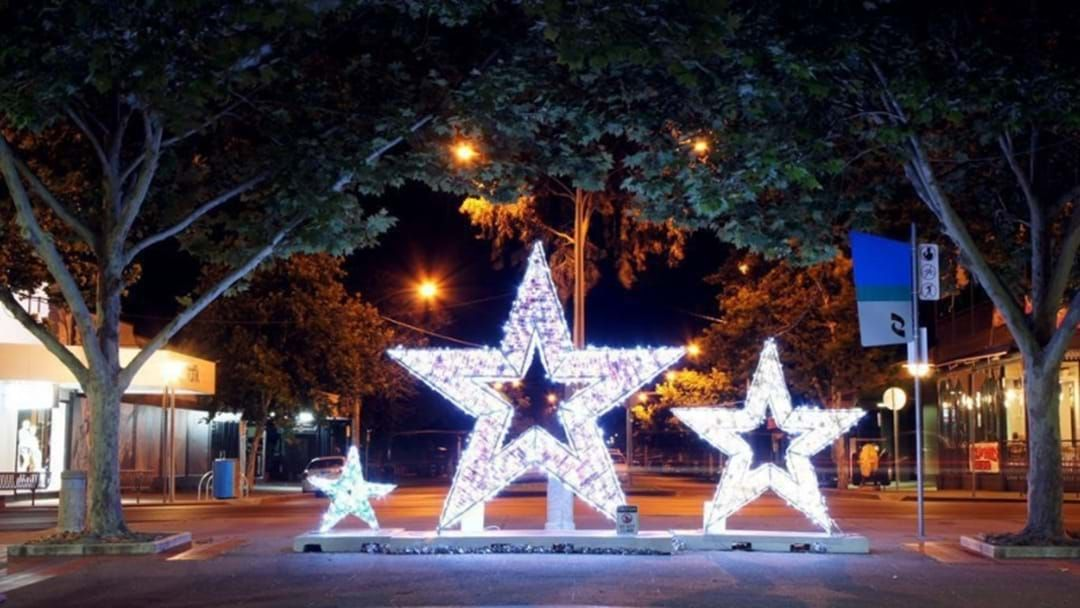 Article heading image for Installation Of Festive Decorations Begin In Greater Shepparton