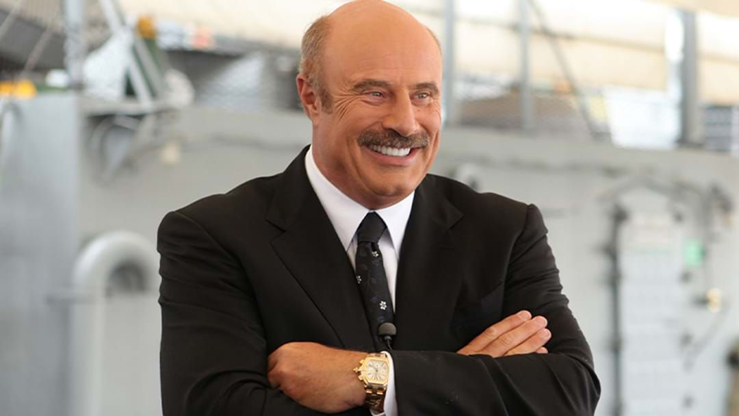 Article heading image for The Inside Of Dr Phil's House Has Been Revealed & You'll Probably Want To Grab The Vom Bucket