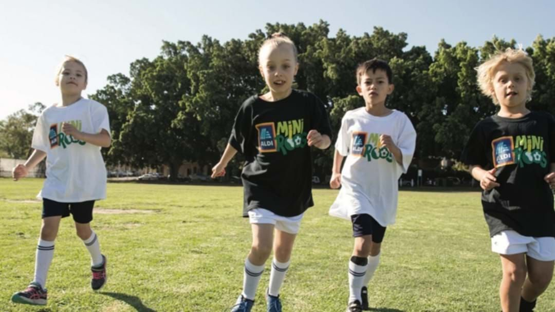 Article heading image for Calling All Junior Soccer Enthusiasts!
