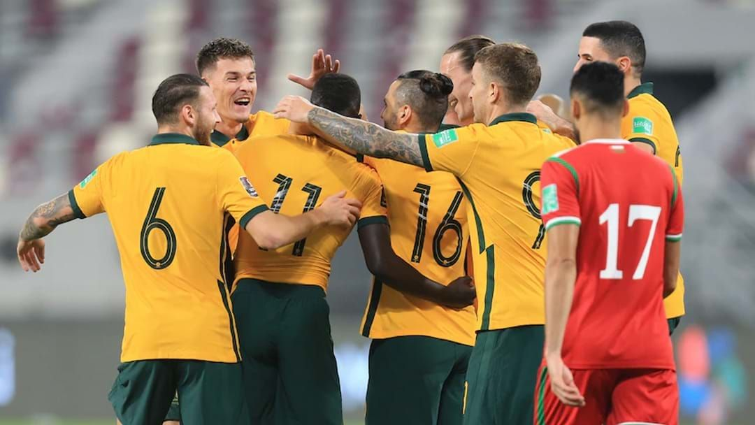 Article heading image for Socceroos Tally Solidifying Win In World Cup Qualifiers
