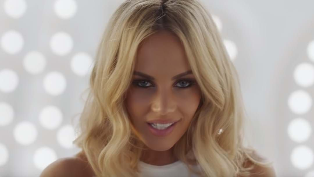 Article heading image for Samantha Jade Bounces Back Into Our Lives With New Film Clip