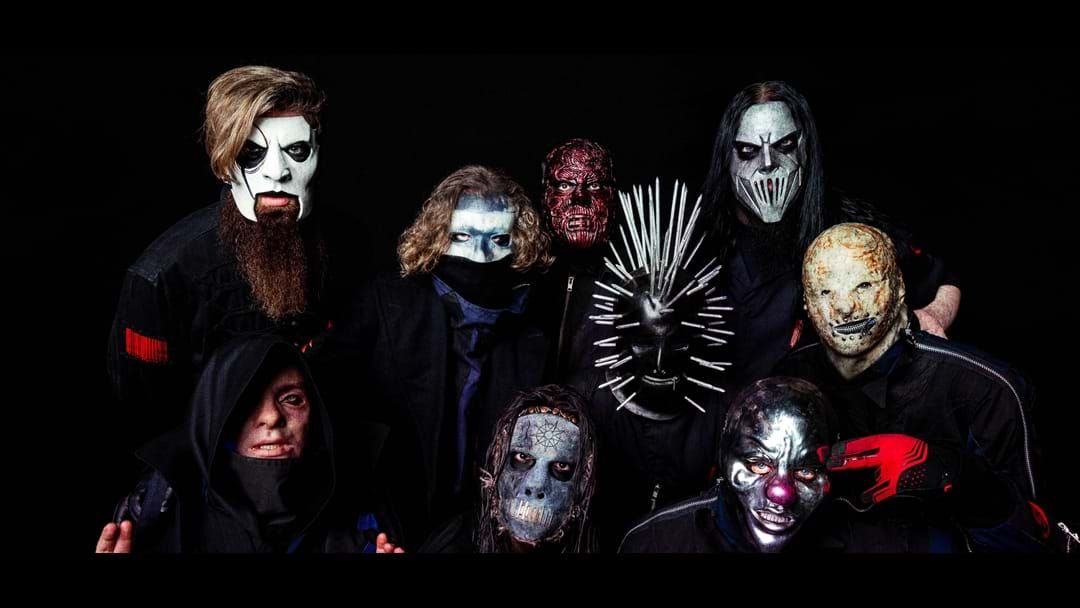 Article heading image for Slipknot Announce New Album Ahead Of Aussie Tour