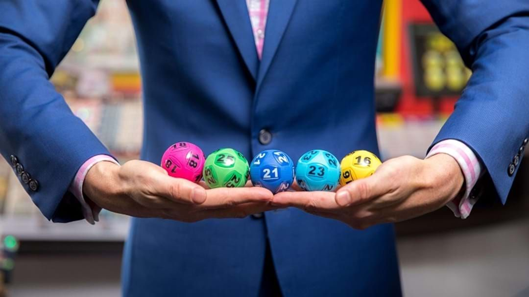 Article heading image for South Burnett Man Wins Saturday's Division One in Gold Lotto
