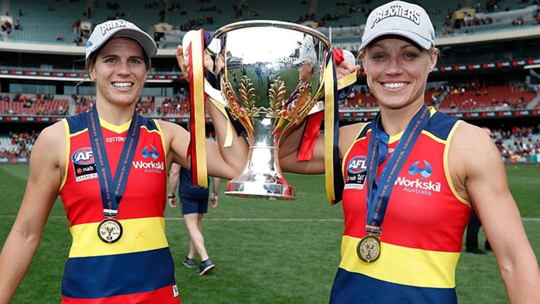 Article heading image for The 2020 AFLW Fixture Is Out
