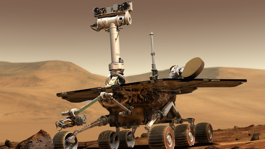 Article heading image for Oxygen Found On Mars During NASA's Search For Life On The Martian Planet