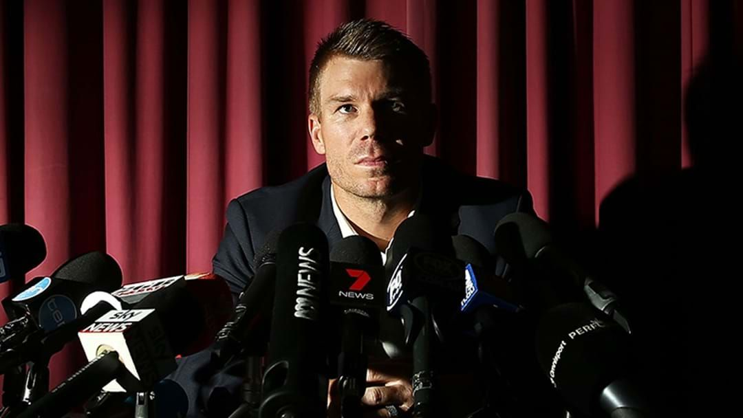 Article heading image for Dave Warner Breaks His Silence Following Bancroft And Smith Interviews