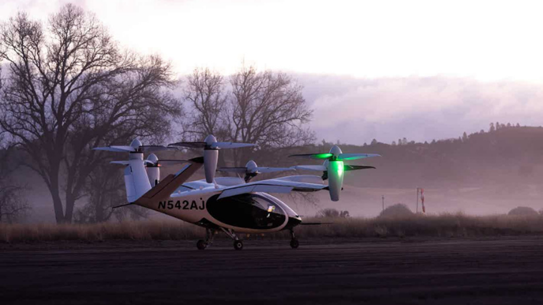 Article heading image for NASA Has Started Test Driving Electric Air Taxis