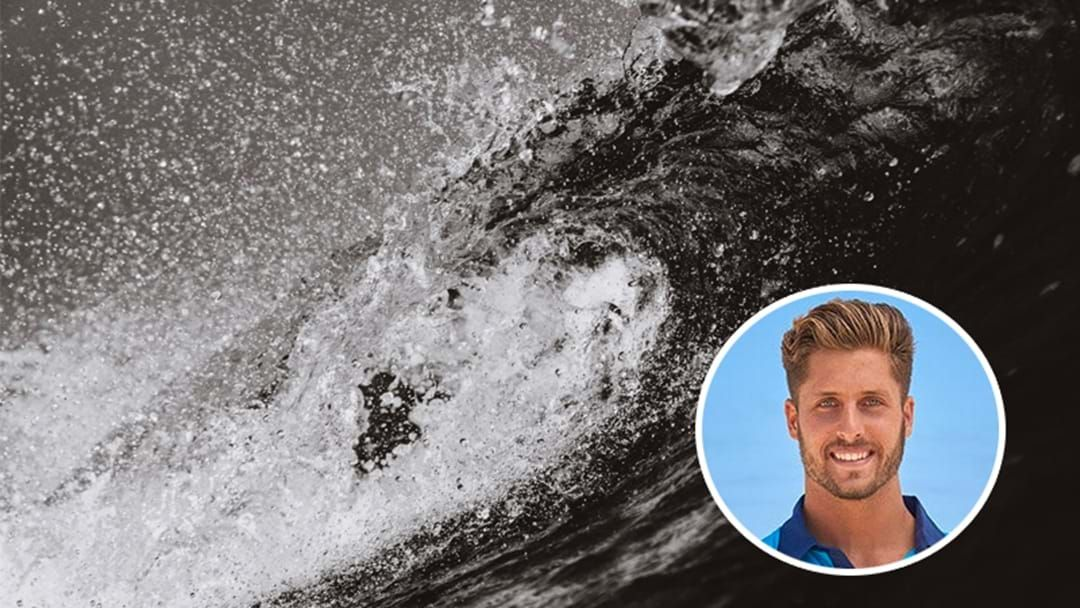 Article heading image for Bondi Rescue's Anthony Explains What Is Going On With Sydney's Wild Surf