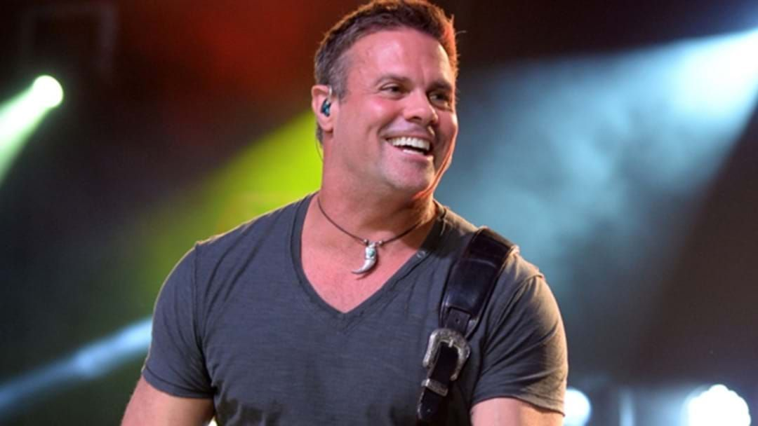"Article heading image for Troy Gentry ""Gift of Life Donation"""