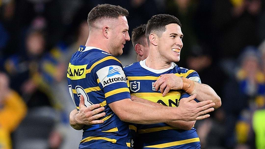 Article heading image for The Major Concern For The Parramatta Eels Heading Into The Finals Series