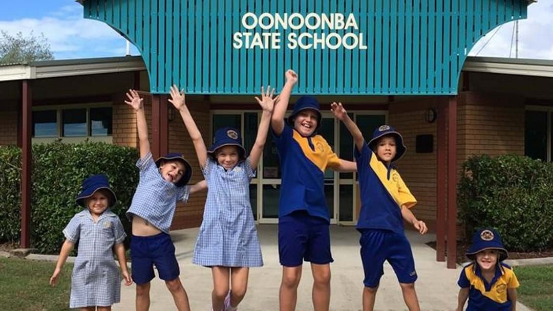 Article heading image for Flood Damaged Oonoonba State School Welcoming Students Back