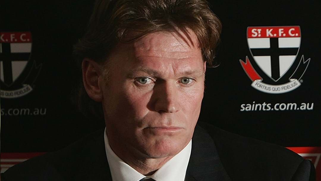 Article heading image for Former St Kilda President Rod Butterss Hits Back At Criticism