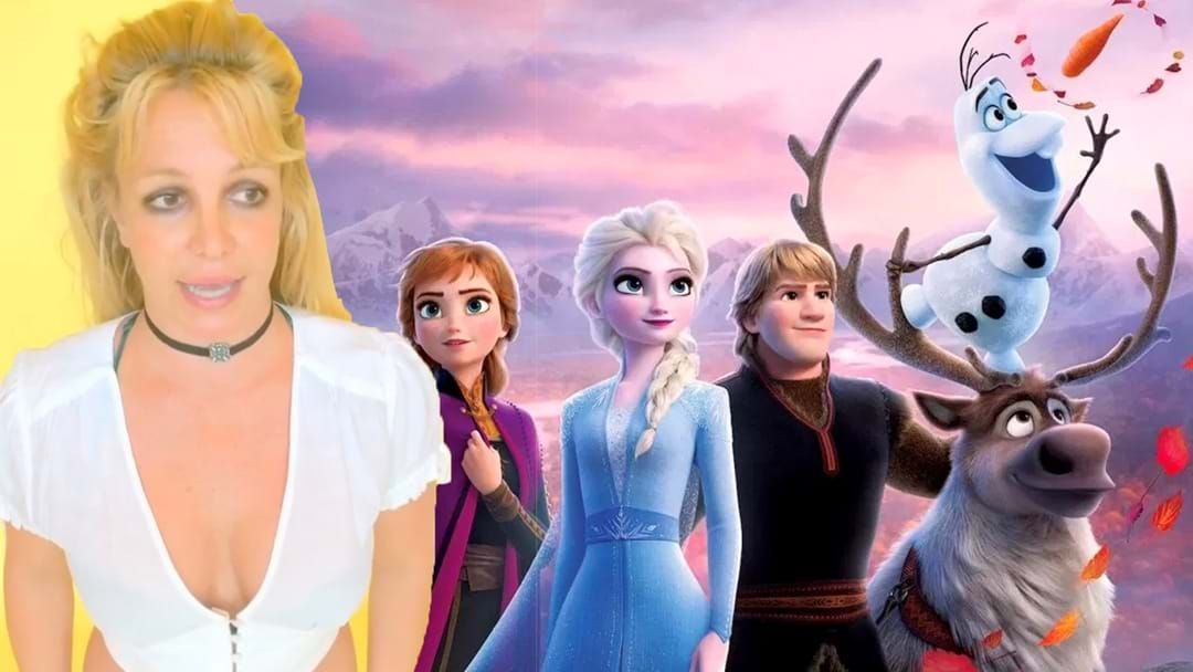Article heading image for Britney Spears Reveals The Disturbing Reason Behind Her Favourite Disney Movie