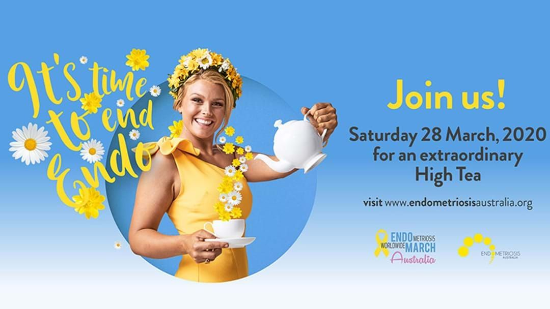 Article heading image for Help Raise Awareness For Endometriosis In Australia