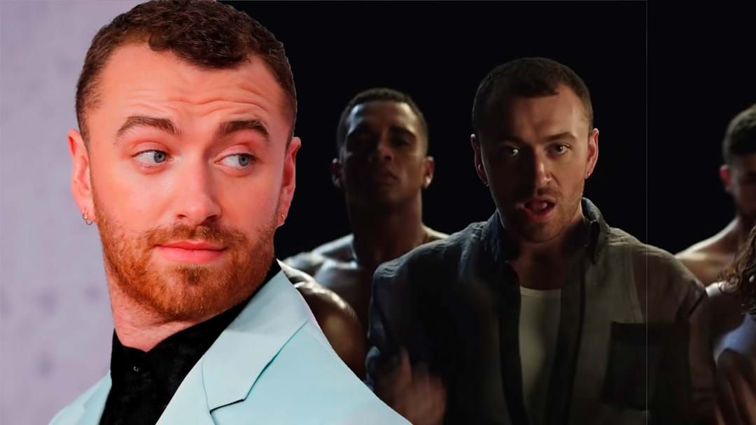 Article heading image for Sam Smith Caught Pashing New Hunky Lover In Public