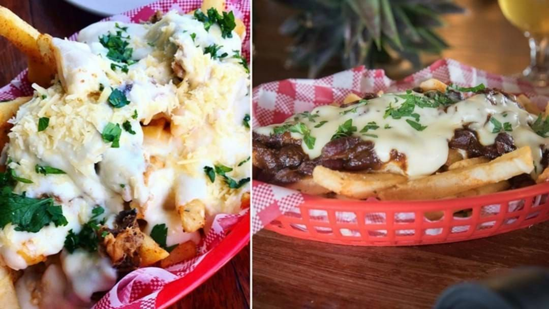 Article heading image for Where to get the most delicious loaded fries on the Gold Coast