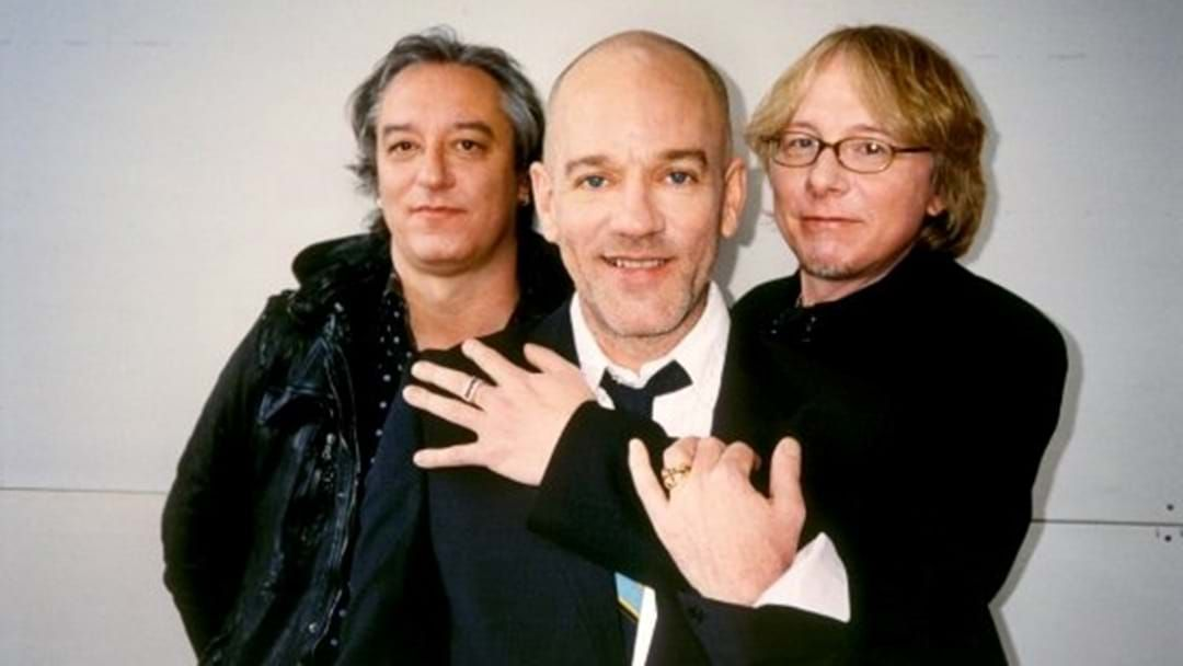 Article heading image for R.E.M.'s Michael Stipe Confirms He's Working On New Music