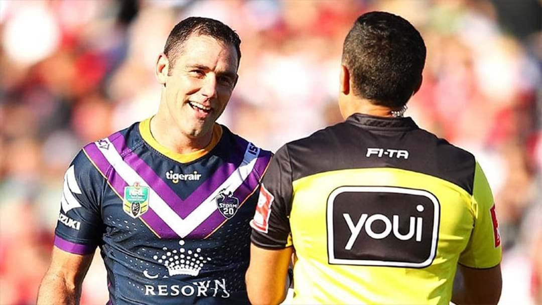 Article heading image for OPINION | Why The New Captain's Challenge Rule Will Only Benefit Cameron Smith