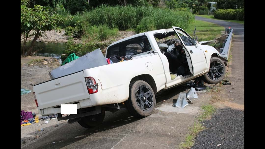 Article heading image for Police are appealing for public assistance following a crash at Little Mulgrave today.