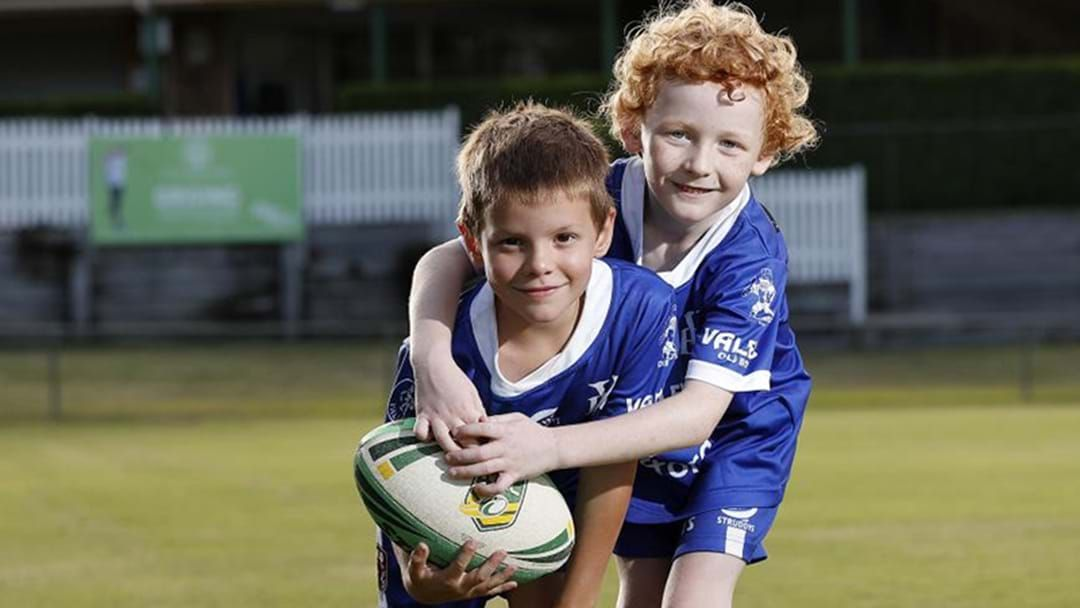 Article heading image for No Tackling Rules For Under 7's Rugby & No Competition Points For Under 13's