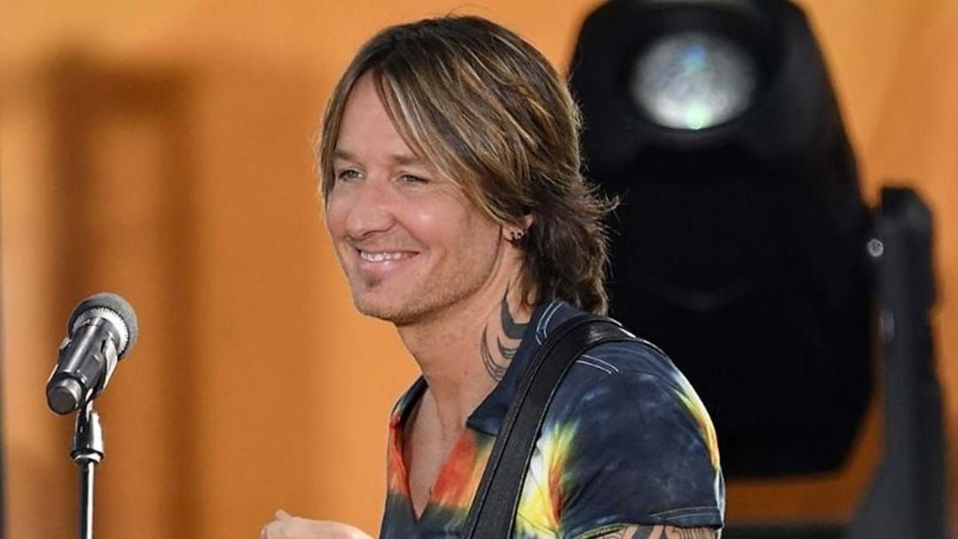 Article heading image for Keith Urban Reveals His Dream Music Collaboration