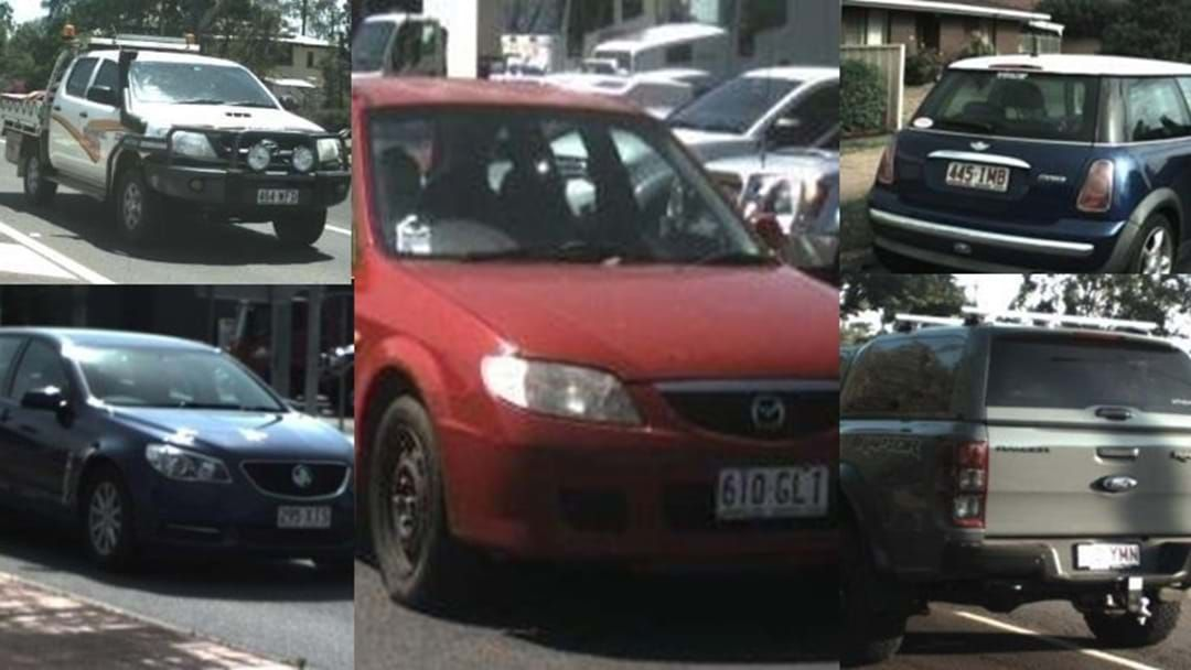 Article heading image for Between Toowoomba and Gatton There are Five New Stolen Cars to Look Out For This Week