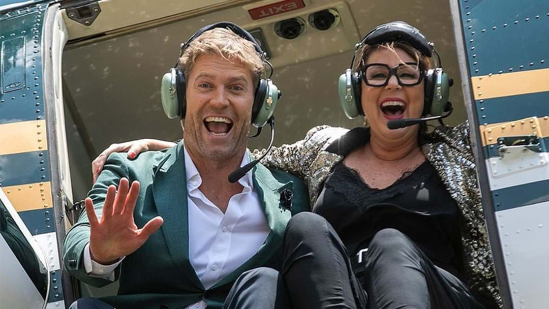 Article heading image for Here's Who Entered The 'I'm A Celebrity' Jungle Last Night