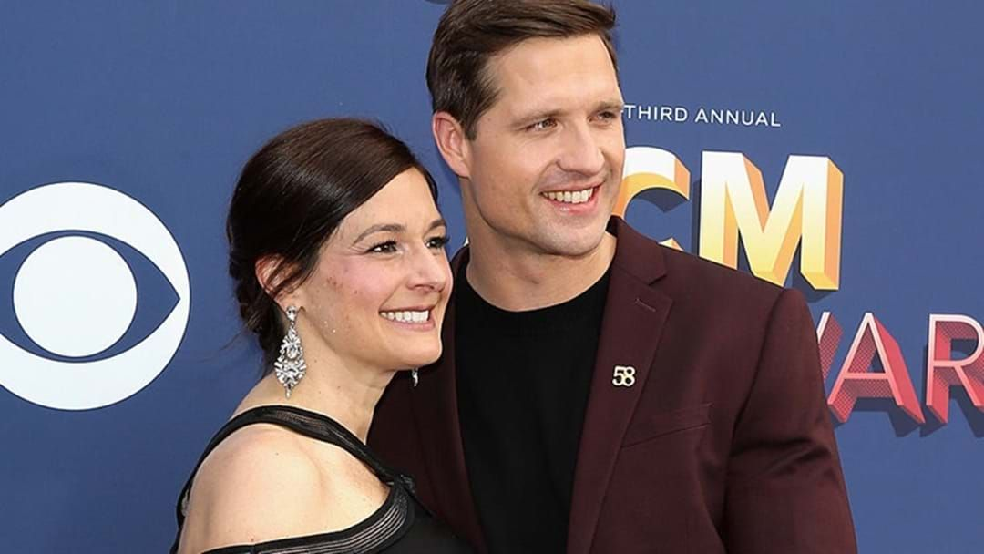 Article heading image for Such Terribly Sad News for Walker Hayes and his Wife